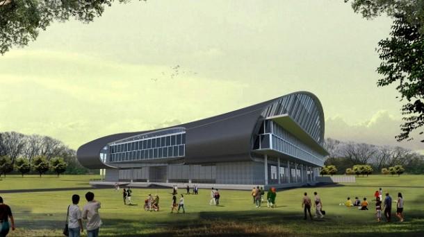 Pembangunan Sport Center Akan Tingkatkan Prestasi Atlet di Lampung