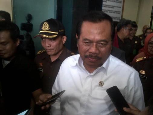 Nostalgia Jaksa Agung HM Prasetyo di Kejaksaan Negri Kotabumi