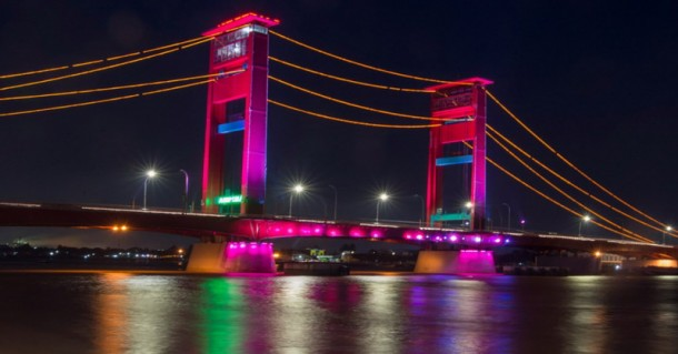 Kota Palembang Bersiap Menyambut Gerhana Matahari Total 9 Maret 2016