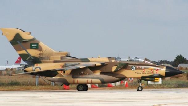 Arab Saudi Kirim Jet Tempur ke Turki Guna Melawan ISIS di Suriah
