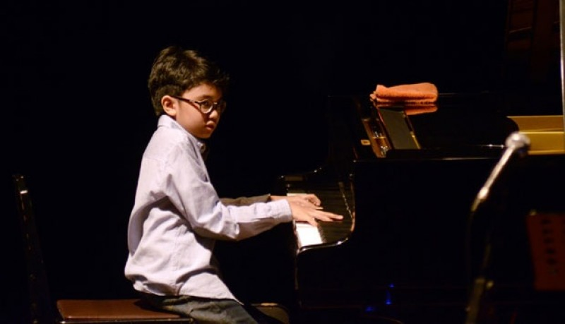 Pianis jazz Indonesia, Joey Alexander. | Ist.