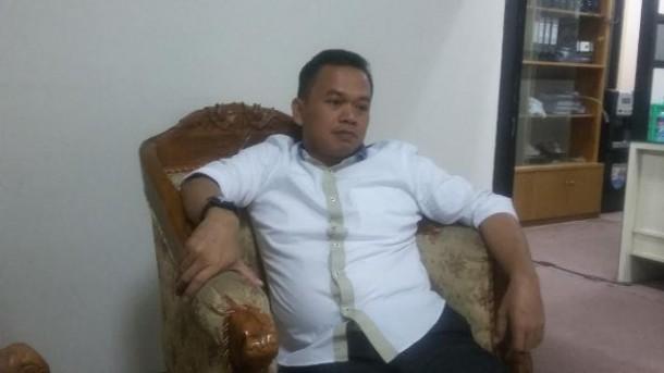 Ketua BM PAN Lampung Joko Santoso. | Arif Wiryatama/Jejamo.com