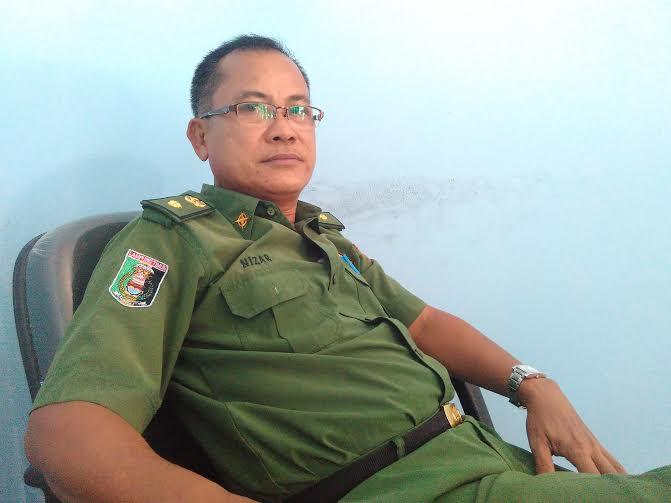 Kepala Bidang Pencatatan Pelaporan BP2KB Lamtim, Nizar, A.Md |  Wahyu/jejamo.com
