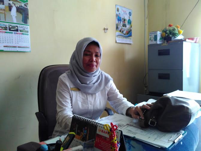 Kepala BKKBPP Kota Metro Drg Erla Adrianti | Wahyu/jejamo.com