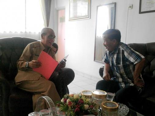 Demo Sopir Angkot, Dishub Bandar Lampung Kirim Damri dan BRT