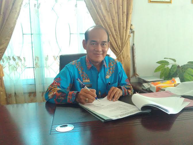 Kepala Dinas Pendidikan Lampung Utara Adrie | Wahyu/jejamo.com