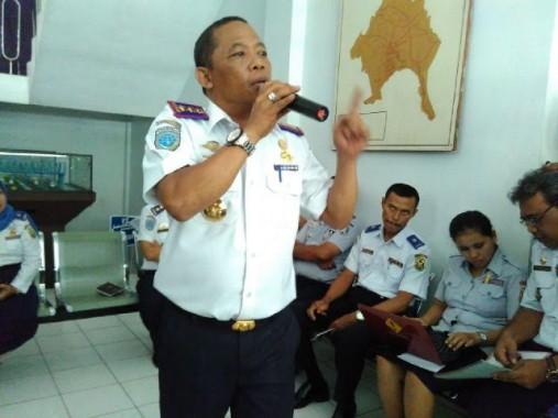 Kepala Dinas Perhubungan Kota Bandar Lampung I Kadek Sumarta. | Andi Apriyadi/Jejamo.com