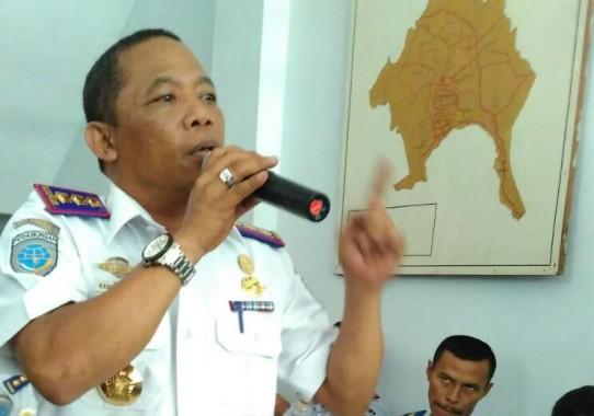 Kepala Dinas Perhubungan Kota Bandar Lampung Kadek Sumarta. | Andi Apriyadi/Jejamo.com