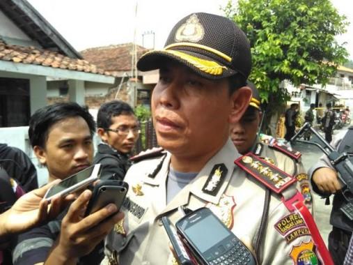 Kapolresta Bandar Lampung Kombes Hari Nugroho. | Andi Apriyadi/Jejamo.com