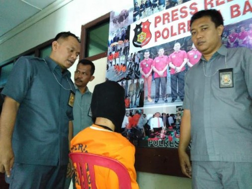 Melawan, Irfan Pencuri Spesialis Motor di Bandar Lampung Ditembak Polisi