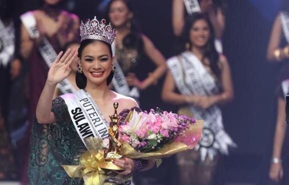 Menang Putri Indonesia, Kezia Roslin Wakili Indonesia di Miss Universe 2016