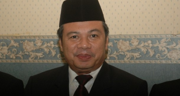Mantan Pj bupati Lampung Selatan Kherlani | ist