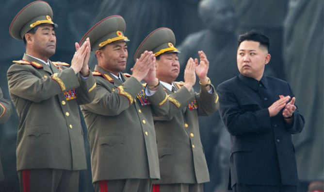 Pemimpin Korea Utara Kim Jong-un. | theguardian.com