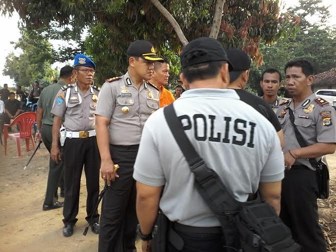 Breaking News: Kapolresta Bandar Lampung Belum Mendapat Penjelasan Tentang Penangkapan Terduga Teroris
