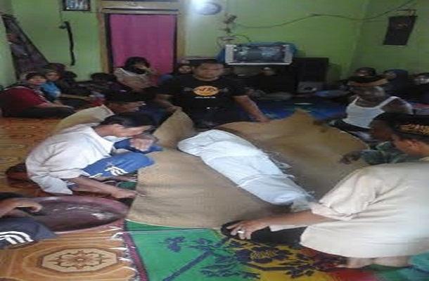 Hutan Tangkapan Air Waduk Way Rarem Lampung Utara Gundul