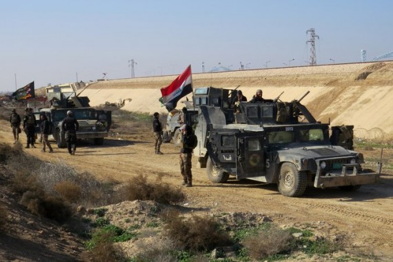 Militer Irak Klaim Rebut Kembali Kota Ramadi Sepenuhnya dari ISIS