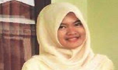 Mailis Agustina, Ketua Pelaksanaan Kegaitan BEM STIH-M Kotabumi | ist