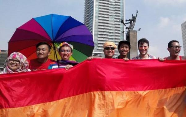 Virus LGBT Harus Dienyahkan dari Negara RI