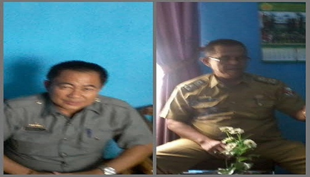 Suarter A SH (kiri) dan Abdullah Takim | Mukaddam/jejamo.com