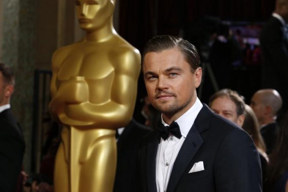 Leonardo DiCaprio. | Newsweek