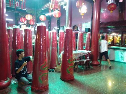 Lesti D'Academy Tampil di Ramayana Robinson, Jalan ZA Pagaralam Macet