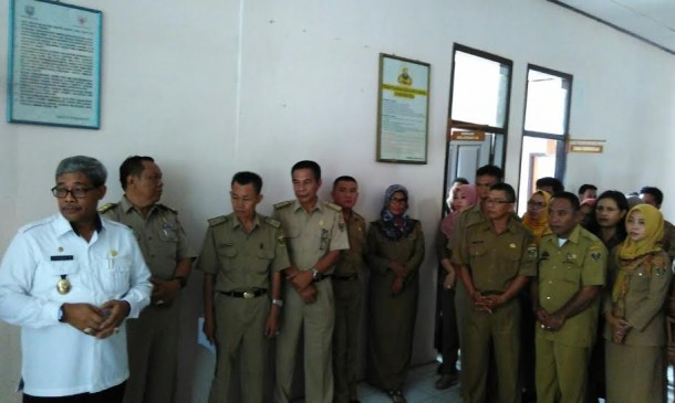 Wabub Lampung Tengah Minta Warga Lapor Bila ada Pungli di Disdukcapil