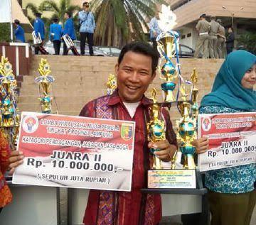 Lestarikan Budaya, Marudin Warga Lampung Utara Dirikan Sanggar Tari Maruladiva