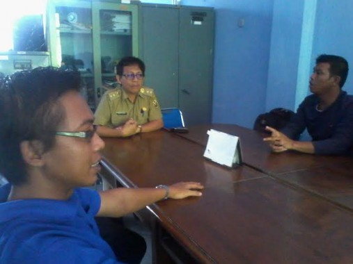 Mengaku di-PHK Sepihak, Karyawan PT CANR Mengadu ke Disnaker Bandar Lampung