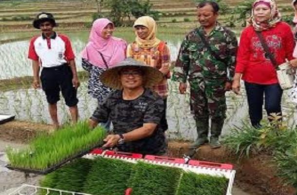 Penjabat (Pj) Wali Kota Metro A Chrisna Putra | Tyas/jejamo.com