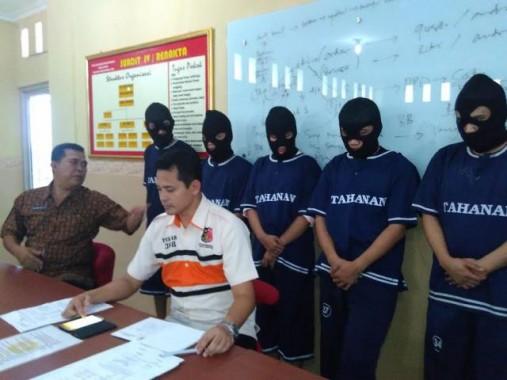 Tertangkapnya Hesty Klepek-Klepek di Lampung, Polda Bekuk 5 Muncikari