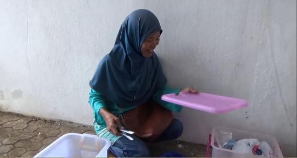 Nur Hidayah. | Sigit Sopandi/jejamo.com