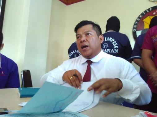 Kasubid III Krimum Polda Lampung AKBP Ruli Andi Yunianto. | Andi Apriyadi/Jejamo.com