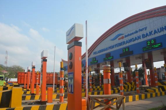 KSKP Bakauheni Amankan Pencuri Motor Asal Jawa Timur