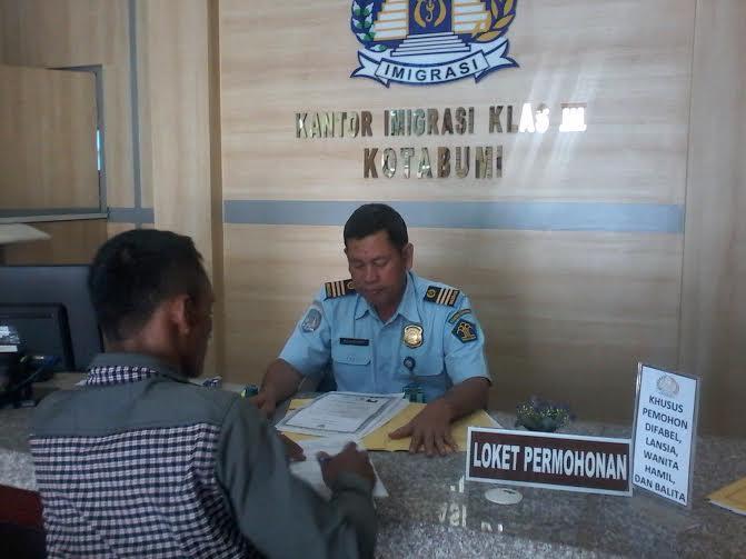 Kantor Imigrasi Kelas lll Kotabumi, Lampung Utara | Mukkadam/jejamo.com