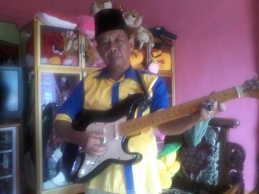 Pemain Gitar Khas Lampung Dikhawatirkan Tidak Ada Regenerasi