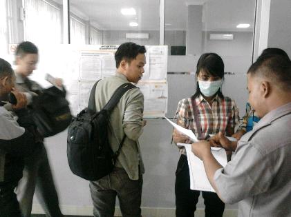 Sehari Dibuka, Pendaftar Petugas Sensus Ekonomi di BPS Bandar Lampung 2.200 Orang