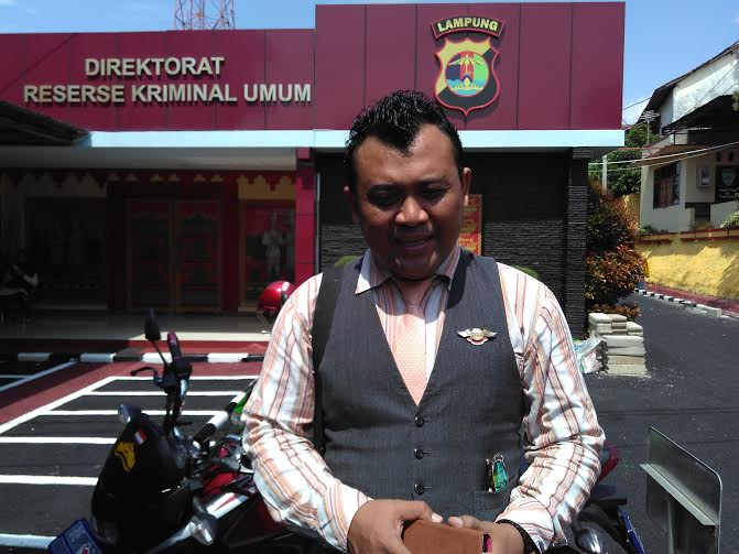 Eddy Ribut Harwanto, Pengacara Nagaswara | Andi/jejamo.com