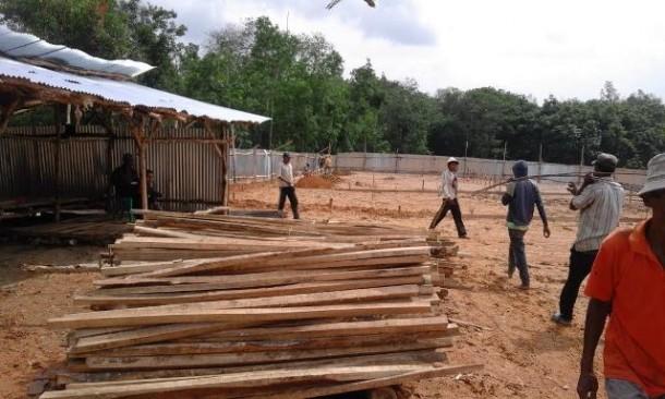 Cegah DBD, Puskesmas Kotabumi II Lampung Utara Gelar Penyuluhan Keliling