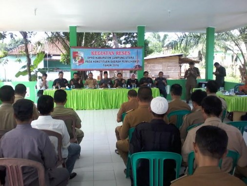 Dinas Pendidikan Lampung Timur Gelar Rakor