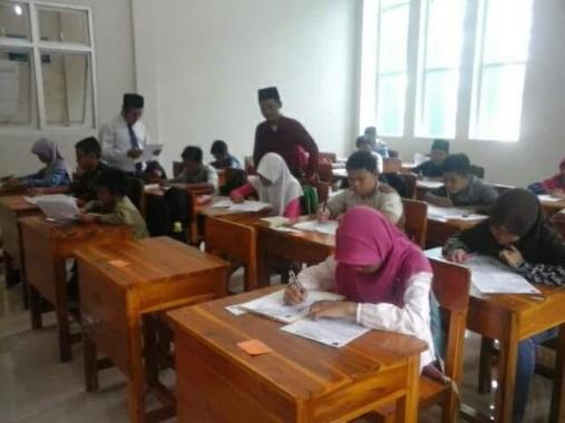 SMP Muhammadiyah Ahmad Dahlan Kota Metro Seleksi Calon Siswa