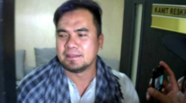 Kepada Polisi Saipul Jamil Mengakui Perbuatan Cabulnya