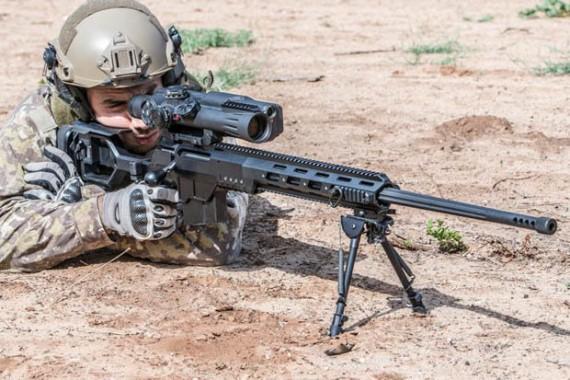 Sniper Pasukan Elit Inggris SAS Tewaskan Algojo ISIS di Suriah