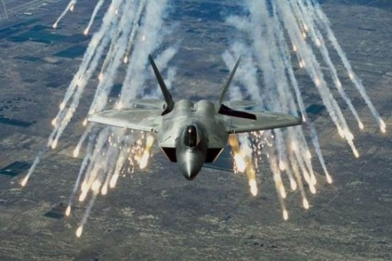 Serangan Jet Tempur