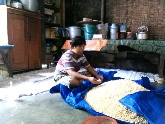 Usaha Pembuatan Tahu dan Tempe Warga Tulangbawang Tengah