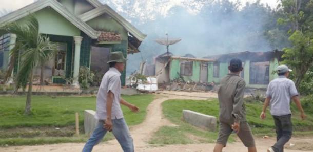 Sejarah Masjid Agung Kotabumi Lampung Utara
