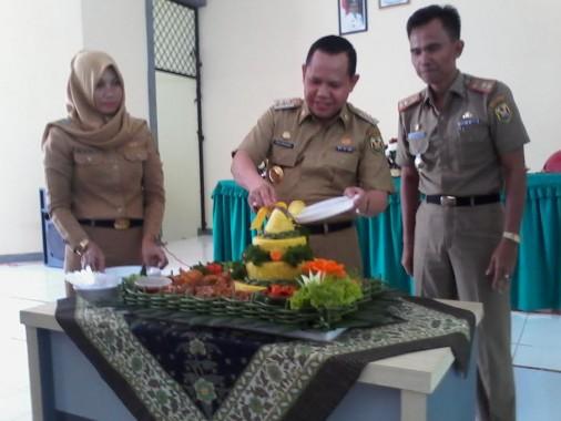 14 Februari, Dua Komunitas di Lampung Canangkan Gerakan Menutup Aurat