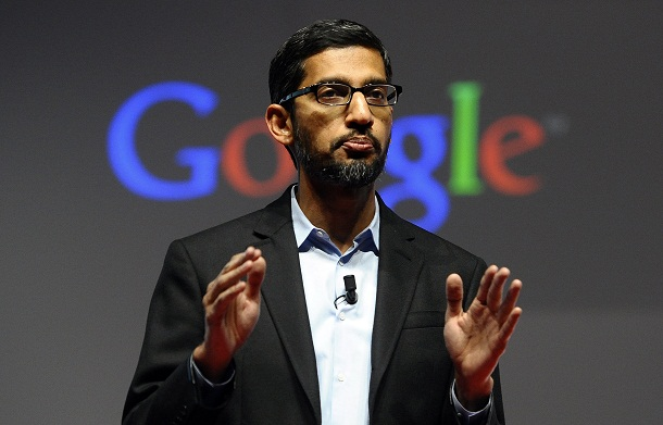 CEO Google, Sundar Pichai. | prospectmagazine.co.uk