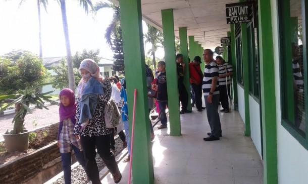 Kodim 0421 Lampung Selatan Berhasil Gagalkan Pengiriman TKI Ilegal