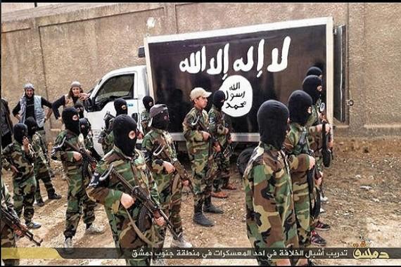 Tentara ISIS