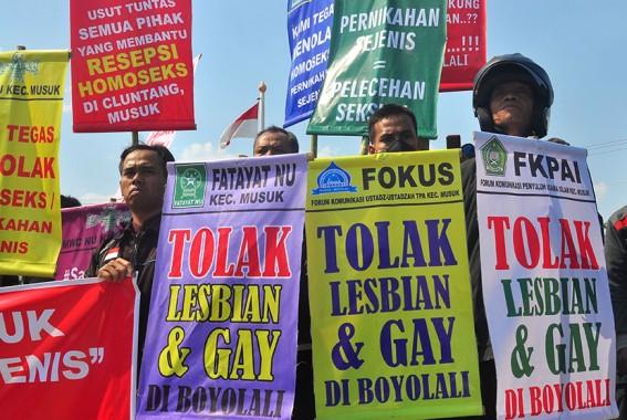 Bahaya! 3000 Anak Indonesia Sudah Masuk Jaringan LGBT